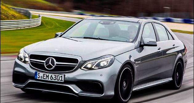 Mercedes-Benz E Serisi'ne özel faiz