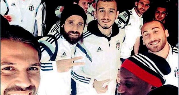 'Gururlan Beşiktaş'