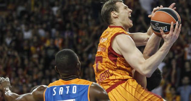Galatasaray'dan muhteşem zafer
