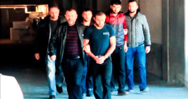 Tecavüzcüler MOBESE'ye takıldı