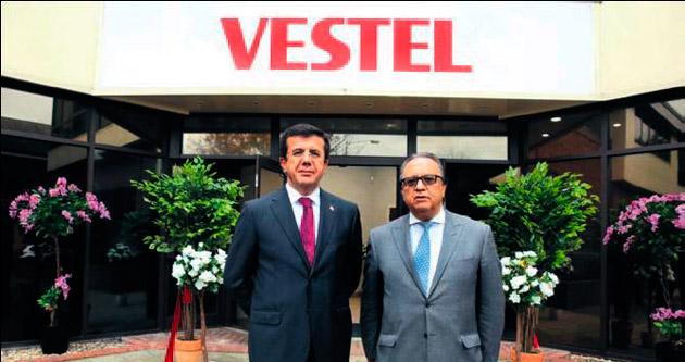 Vestel İngiltere merkezini taşıdı