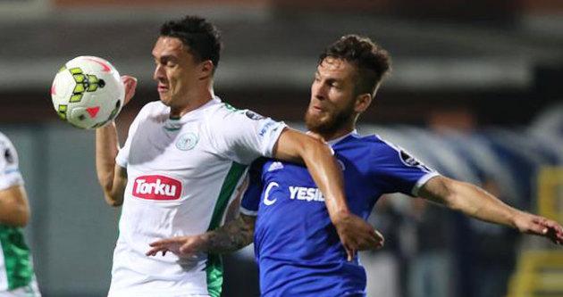Kasımpaşa 3 puanı 2 golle aldı