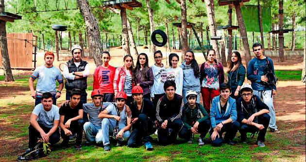 Şehitkamil Belediyesi izci kampı tüm okullara açıldı