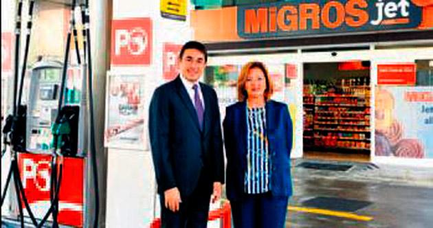PO ve Migros'tan sadakat kart işbirliği