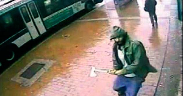 ABD'de baltalı saldırgan dehşeti