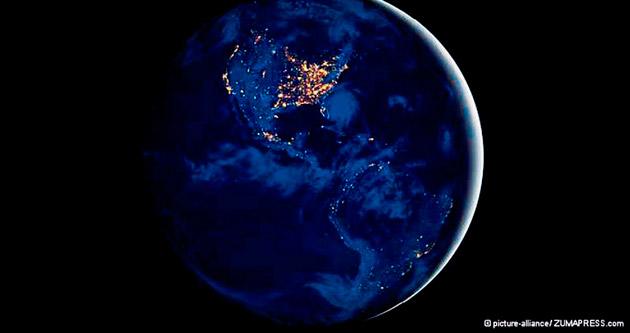 Dünya'nın yarısı 3 gün karanlıkta kalacak