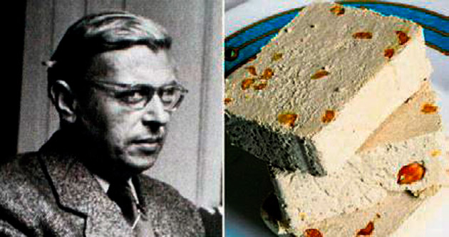 Sartre helva, Steinbeck nohut severdi