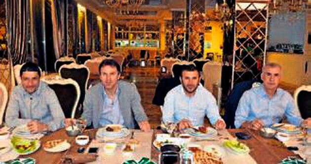 Gaziantepspor'a moral yemeği