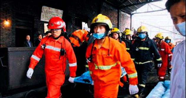 Çin'de maden kazası: 16 ölü