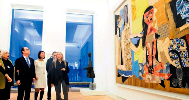 Picasso Müzesi yeniden