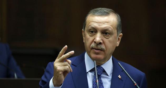 """Erdoğan'dan """"Tuzluk Partisi""""ne gönderme"""