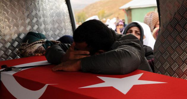 Hain saldırıyı yapanlar PKK'nın şehir örgütünden