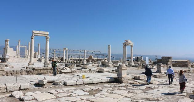 Laodikya Kilisesi 12 ay ziyarete açılacak