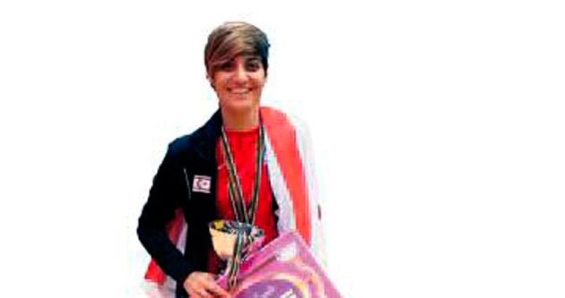 Zehra Borazancı dünya ikincisi oldu