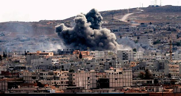 Kobani'de IŞİD kalmadı