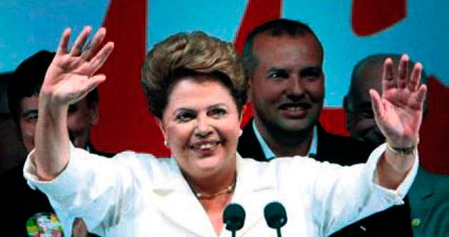Rousseff birlik ve refah vaat etti