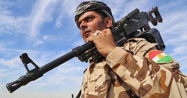 Peşmerge Kobani'ye iki yoldan gidecek