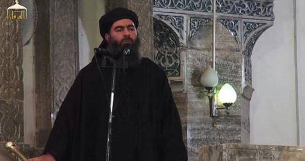 IŞİD liderinden 'Kobani'den çekilin' talimatı