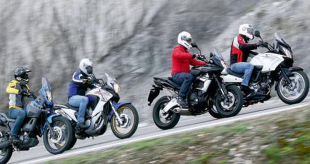 Motosiklet hırsızları can yakıyor!