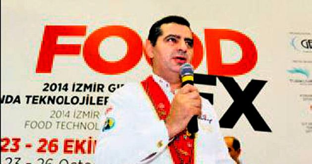 Gıda Fuarı'nda baş aşçılara ödül