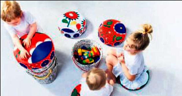 İzmir'de çocuklar için tasarım sergisi