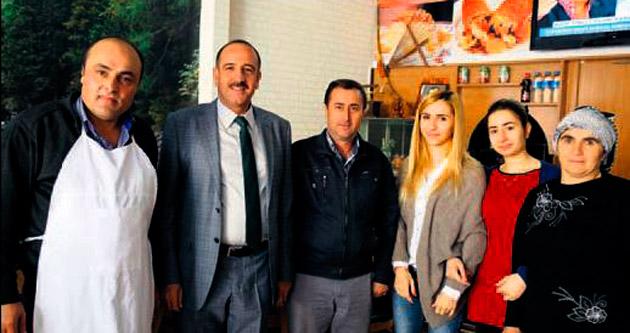 Başkan Fatih Duruay ilçedeki esnafı dinledi