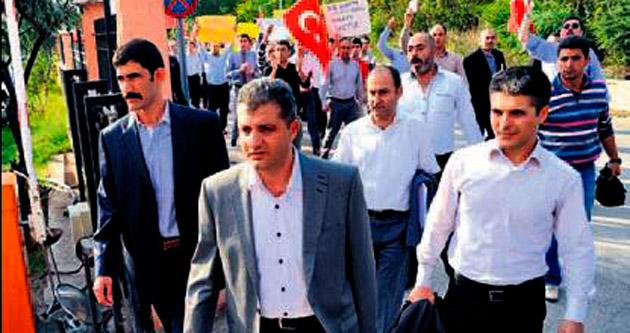 Mersin'de 24 polis gözaltında