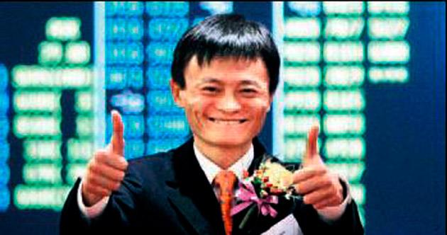 Çin'in en zengin adamı Jack Ma