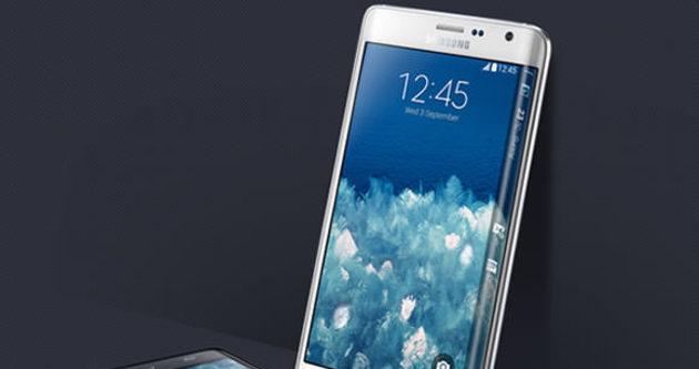 Samsung'tan benzersiz telefon
