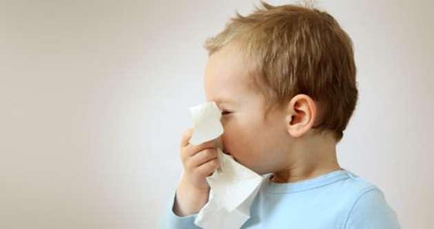 Alerjik çocukları olanlara uyarı