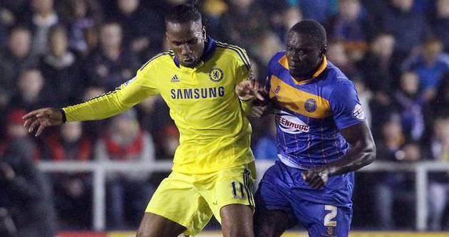 36'lık Drogba'dan gollere devam