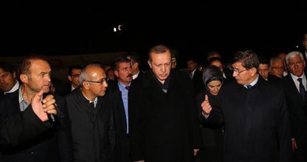 Cumhurbaşkanı Erdoğan Ermenek'te