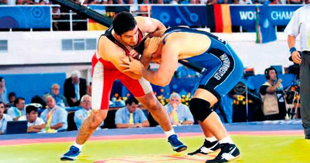 Milli güreşçi Akgül 'Dünyanın En İyisi'