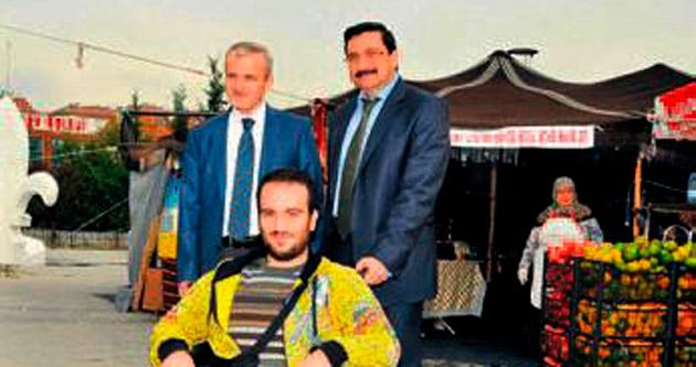 Mustafa Ak'tan kermes desteği