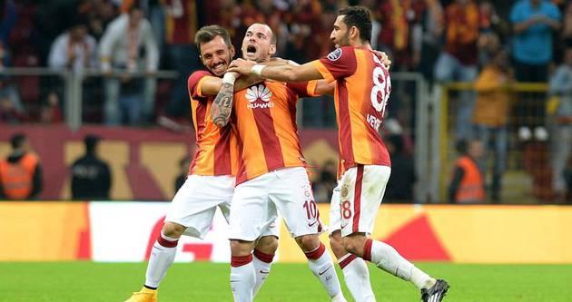 Galatasaray 3 puan arıyor