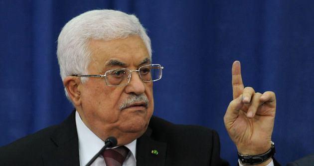 Abbas: Mescid-i Aksa'nın kapatılması savaş ilanı