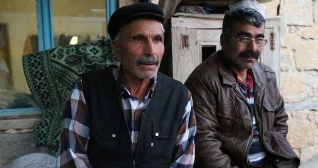 Hem oğlu hem damadı madende