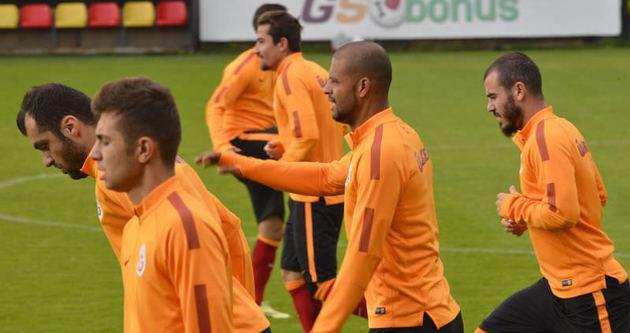 Galatasaray'da 2 sakatlık şoku