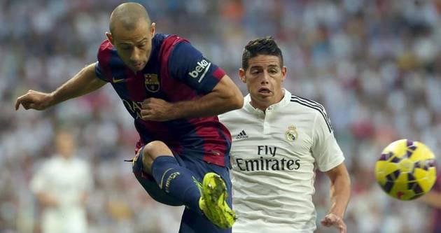 Barcelona'nın en iyisi Mascherano