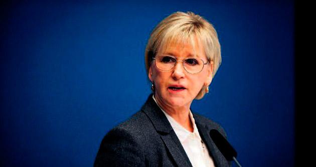 İsveç, Filistin'i devlet olarak tanıdı