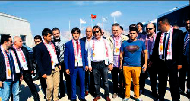 Cizrespor maçı meclise taşındı