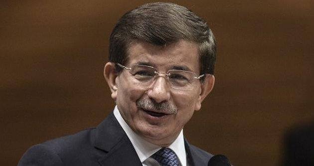 Ahmet Davutoğlu Afyon'da konuştu