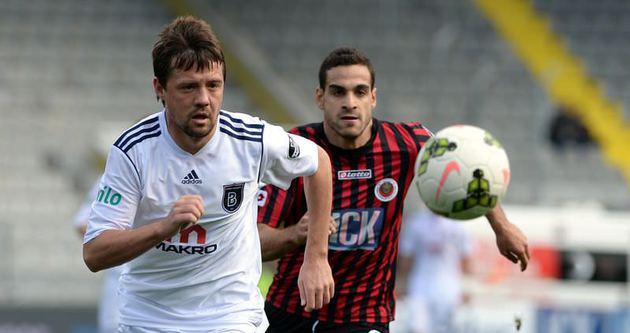 Gençlerbirliği: 1 - İstanbul Başakşehir: 0