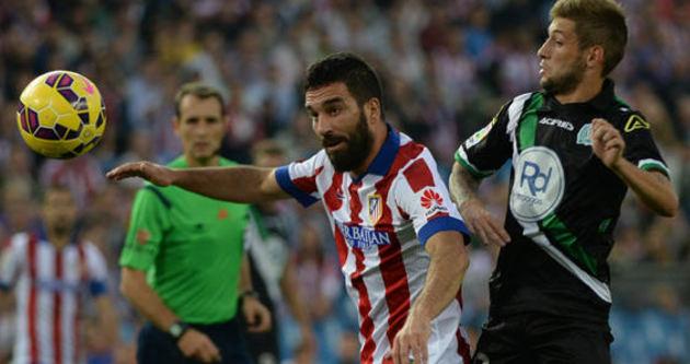 Ardalı Atletico Madrid gol yağdırdı!