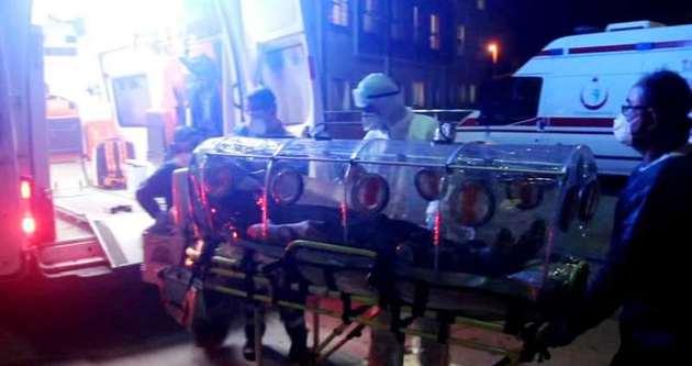 Sakarya'da mers alarmı