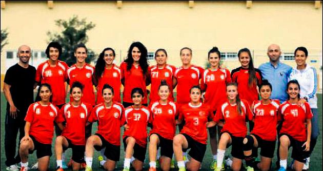Muratpaşa'lı kızlar maça çağırıyor