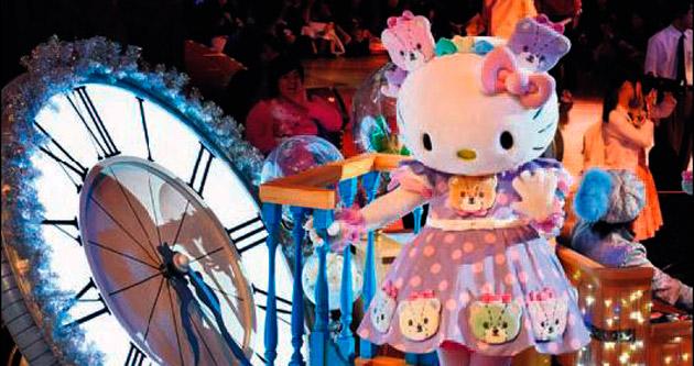 Hello Kitty 40 yaşına bastı