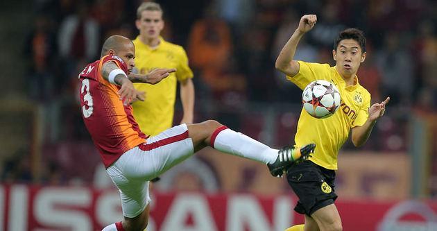 Melo Dortmund maçında oynayacak mı?
