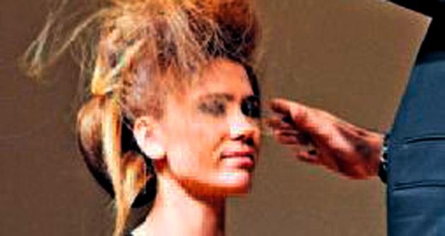 Hünerli kuaförlerin ilginç saç modelleri