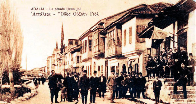 Antalya'ya göçler ve yeni hemşerilerimiz